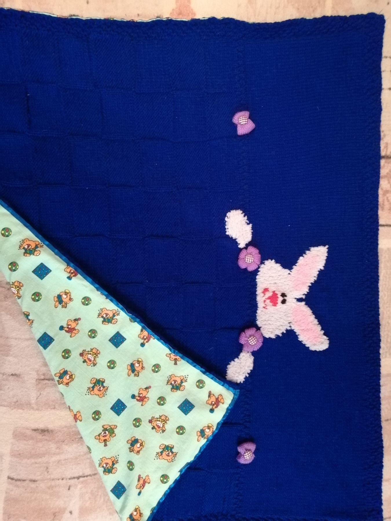 плед-одеяло для детей